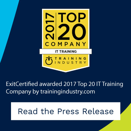 TrainingIndustry.com Top 20 IT Training Providers 2017