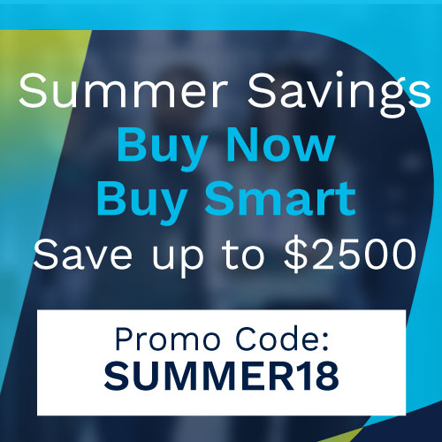 Summer Savings promo code: summer18