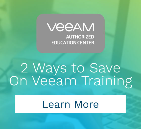 veeam 2 ways to save homepage