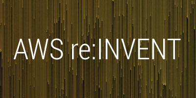 AWS reInvent events