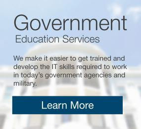 Government hompage ad