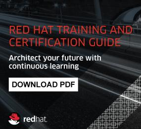 redhat training guide