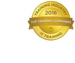 Top 20 IT Training Award 2016