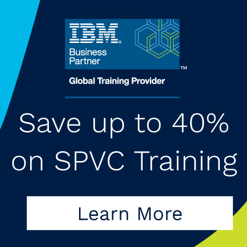 IBM SPVC savings